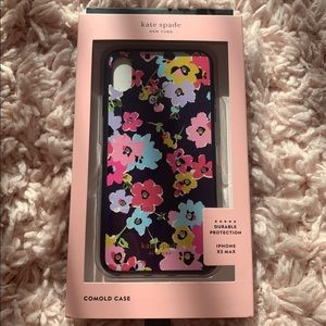 Kate Spade Flower IPhone XS Max case